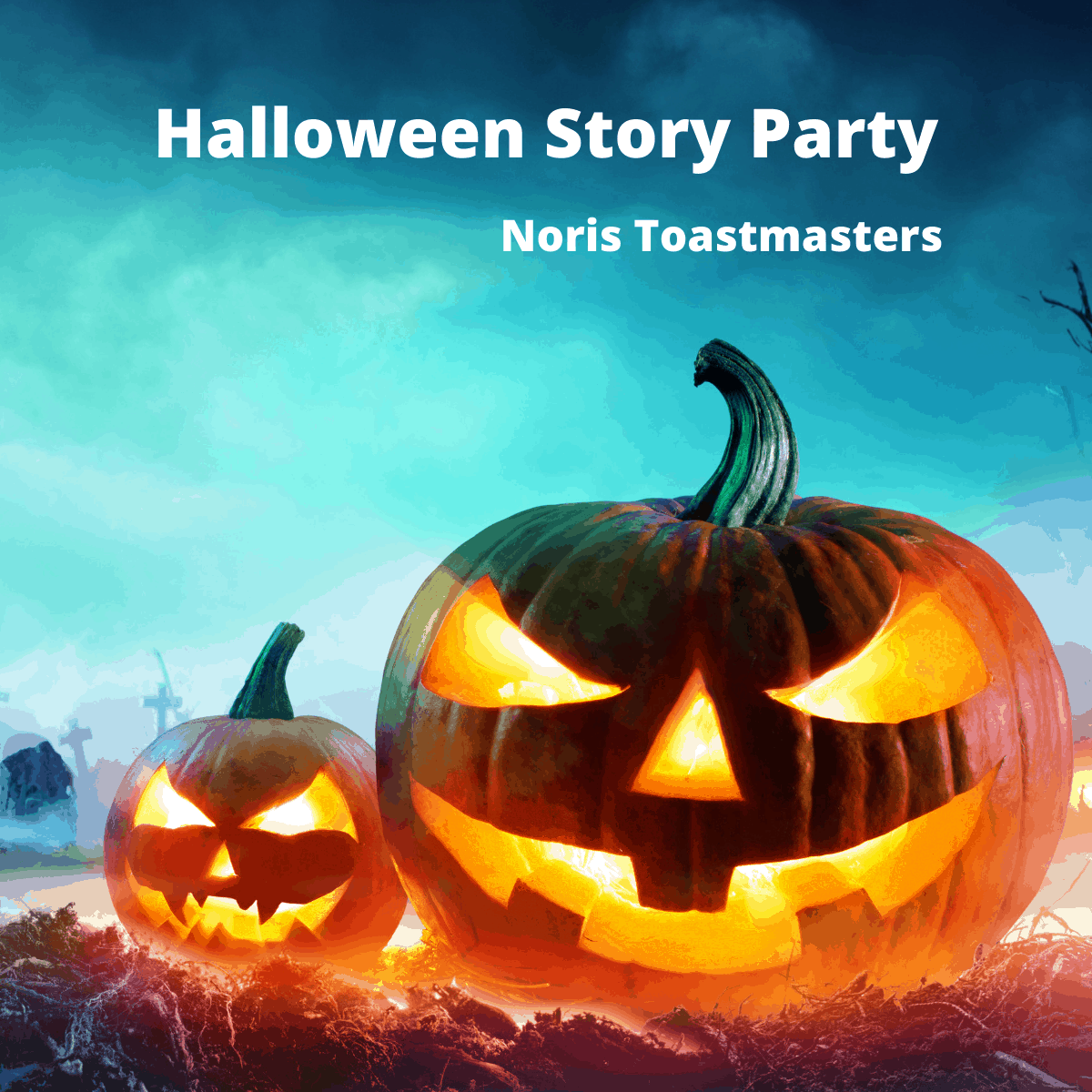 Halloween Story Party