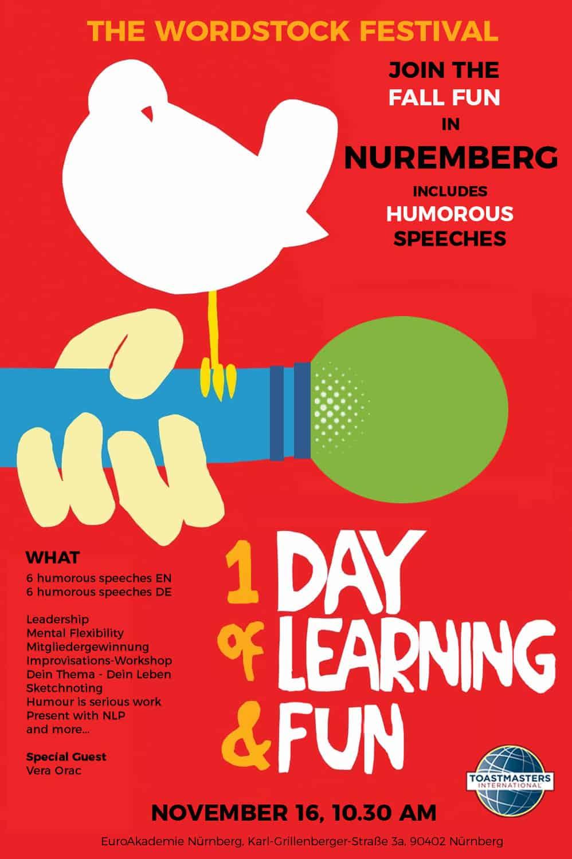 Wordstock-Festival Nuremberg