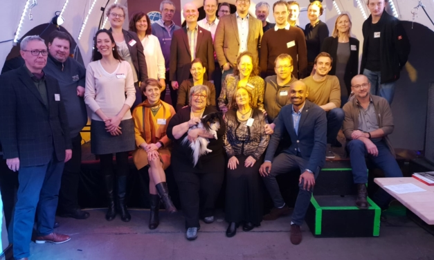 INgolSpeakers celebrates its first anniversary