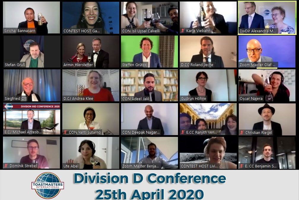 Division D – Konferenz 2020