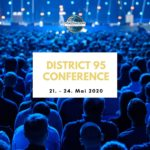 District 95 – Conference 2020