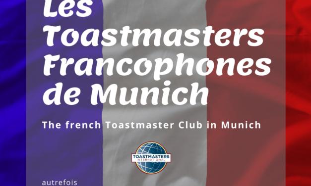 Les Toastmasters Francophones de Munich