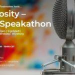 Curiosity – The Speakathon